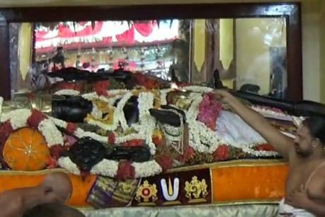 அத்திவரதரை தரிசனம் செய்ய இரவு 8 மணிவரை பக்தர்களுக்கு அனுமதி!